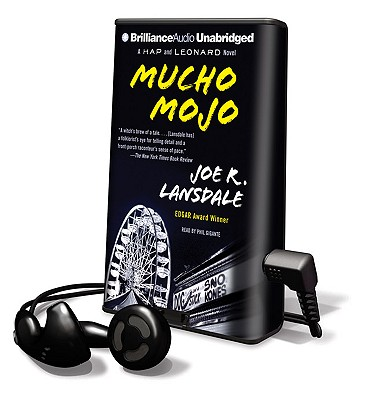 Mucho Mojo [With Earbuds] (Playaway Adult Fiction) Cover Image
