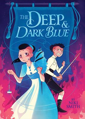 The Deep & Dark Blue Cover Image