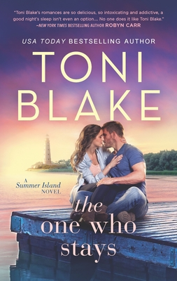 The One Who Stays (Summer Island #1) Cover Image