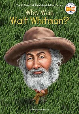Who Was Walt Whitman? (Who Was?) Cover Image