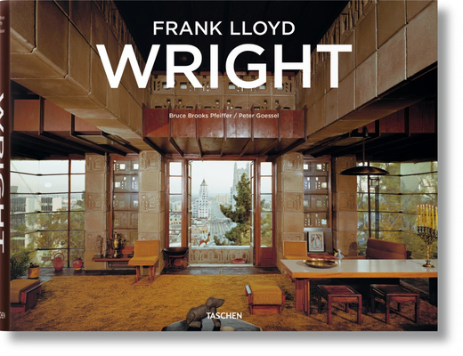Frank Lloyd Wright Cover Image