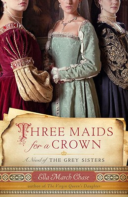 Three Maids for a Crown Cover