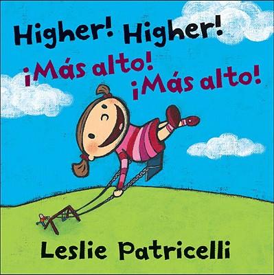 Higher! Higher!/!Mas Alto! !Mas Alto! Cover