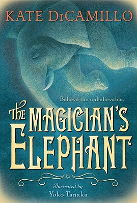 The Magician's Elephant cover image