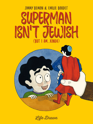 Cover for Superman Isn't Jewish