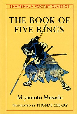 book of five rings cover