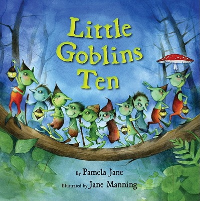 Little Goblins Ten Cover