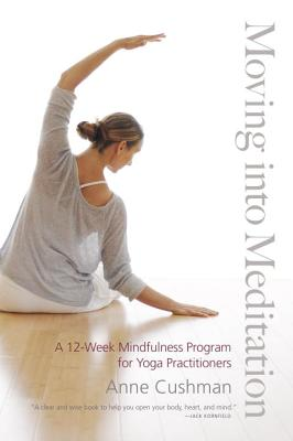 Cover for Moving into Meditation