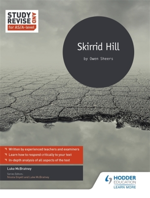 Study and Revise for As/A-Level: Skirrid Hill Cover Image