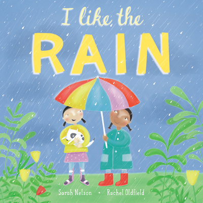 I Like the Rain Cover Image