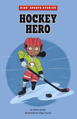 Hockey Hero Cover Image