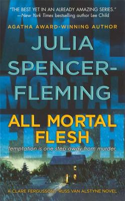 All Mortal Flesh: A Clare Fergusson and Russ Van Alstyne Mystery (Fergusson/Van Alstyne Mysteries #5) Cover Image