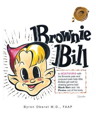 Brownie Bill and the Health Pirates Cover
