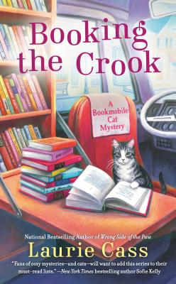 Booking the Crook (A Bookmobile Cat Mystery #7) Cover Image
