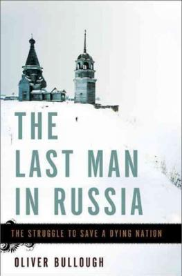 The Last Man in Russia Cover