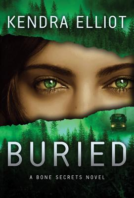 Cover for Buried (Bone Secrets Novels)