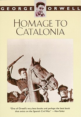 Homage to Catalonia Cover Image