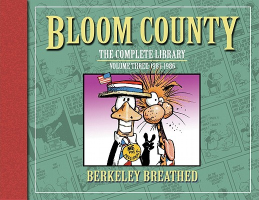 Bloom County Cover