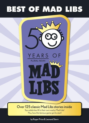 Best of Mad Libs Cover Image