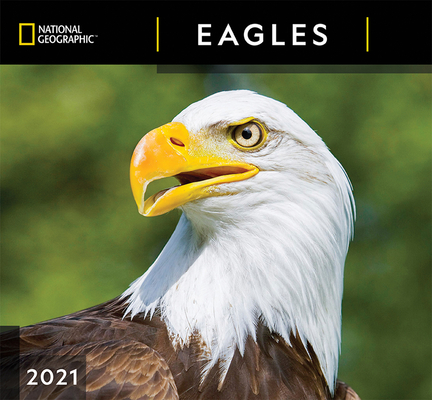 Cal 2021- National Geographic Eagles Wall Cover Image