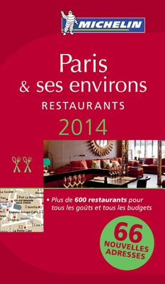 Michelin Paris & Ses Environs Restaurants Cover