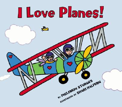 I Love Planes! Cover