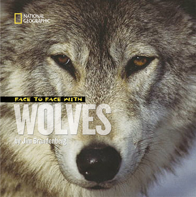 Face to Face with Wolves Cover
