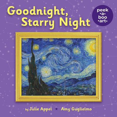 Goodnight, Starry Night (Peek-a-Boo Art) Cover Image