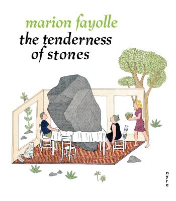 The Tenderness of Stones Cover Image