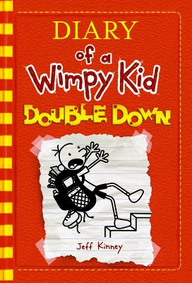 Double Down (Diary of a Wimpy Kid #11) Cover Image