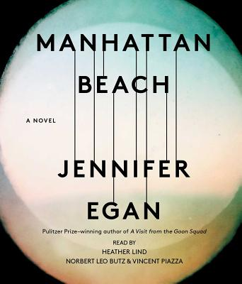 Manhattan Beach: A Novel Cover Image