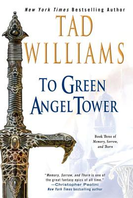 To Green Angel Tower (Memory) Cover Image
