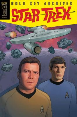Star Trek: Gold Key Archives Volume 5 (STAR TREK Gold Key Archives #5) Cover Image