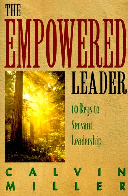 The Empowered Leader Cover