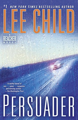 Persuader: A Jack Reacher Novel Cover Image