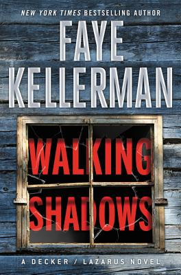 Walking Shadows: A Decker/Lazarus Novel (Decker/Lazarus Novels #10) Cover Image