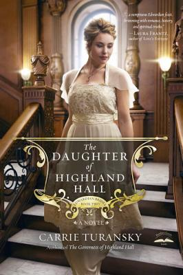 The Daughter of Highland Hall Cover Image