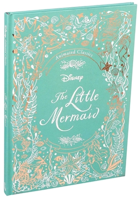 Disney Animated Classics: The Little Mermaid Cover Image