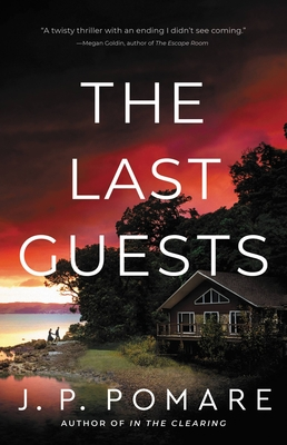 The Last Guests Cover Image