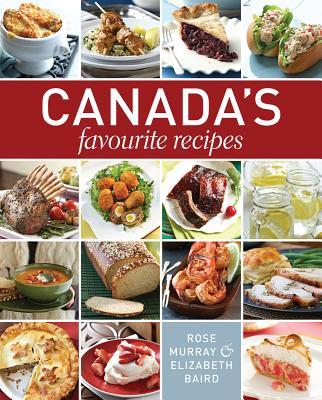 Canada's Favourite Recipes Cover