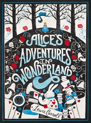 Alice's Adventures in Wonderland (Puffin Chalk) Cover Image