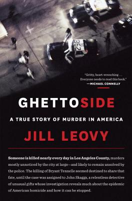 Ghettoside: A True Story of Murder in America Cover Image