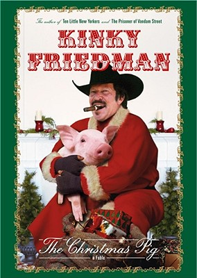 The Christmas Pig Cover