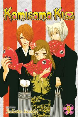Kamisama Kiss, Volume 9 Cover