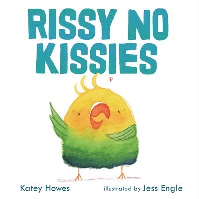 Rissy No Kissies Cover Image