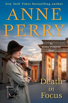 Death in Focus: An Elena Standish Novel Cover Image