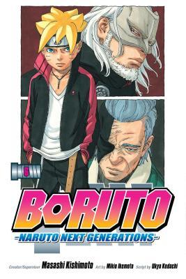 Boruto, Vol. 6: Naruto Next Generations (Boruto: Naruto Next Generations #6) Cover Image