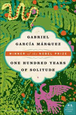One Hundred Years of Solitude (Oprah's Book Club) Cover Image
