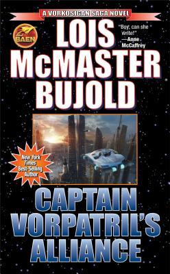 Captain Vorpatril's Alliance (Vorkosigan Saga #16) Cover Image
