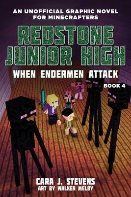 Cover for When Endermen Attack